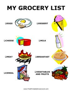 Kids_Grocery_List